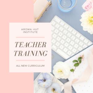 Aromatherapy Teacher Training | Master Aromatherapy