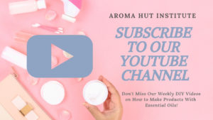 Subscribe to our Youtube Channel _ Master Aromatherapy